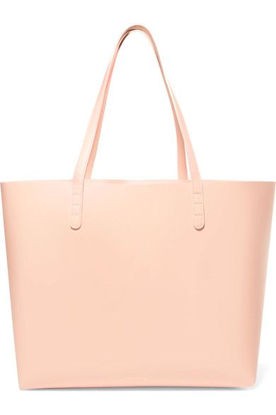 Pastel-pink leather (Calf) Open top Designer color: Rosa Comes with dust bag Weighs approximately 2.4lbs/ 1.1kg Made in Italy
