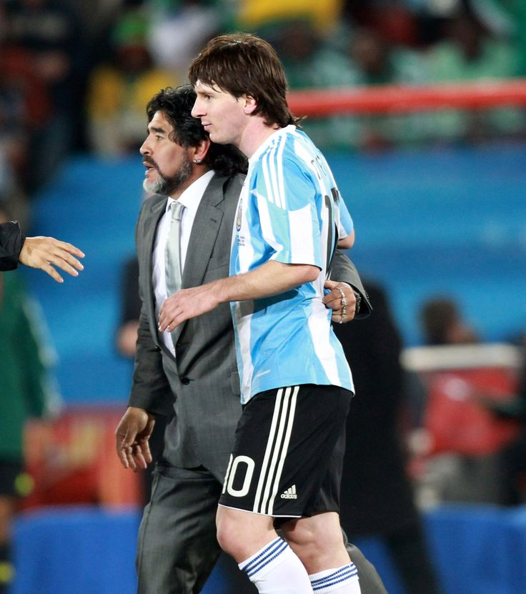 Légende devenu entraineur @Maradonna #9ine