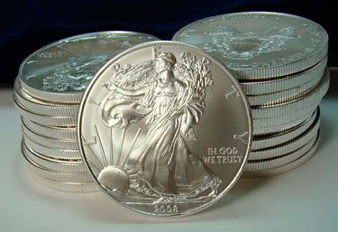 """I doubt most gold/silver holders truly recognize the layer of protection they've provided for their families.""    Currently one of these coins goes for $29.92 each.    Keep track of the #silver spot prices with the widget Exact Price http://www.learcapital.com/exactprice"