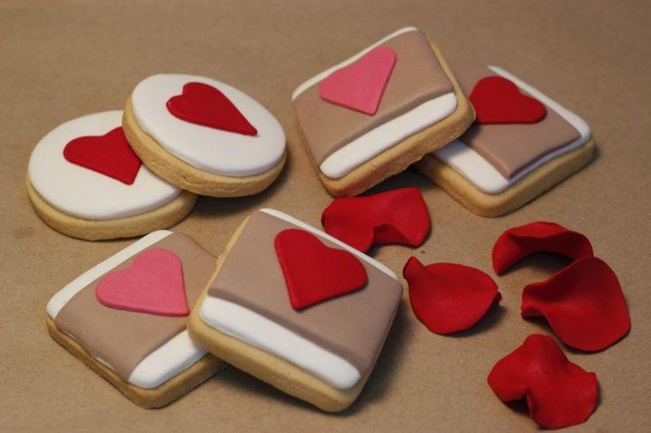 Sevgililer Günü hediyeleri, fikirleri; Valentines Day Gifts, Ideas, ikili kurabiye setleri, cookies