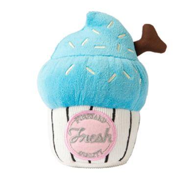 Cupcake Plush Toy Blue