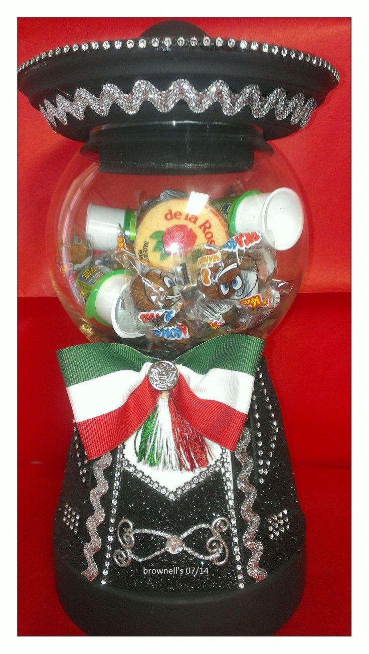 dulceros de charro | Dulcero Mariachi Con Dulces Mexicanos