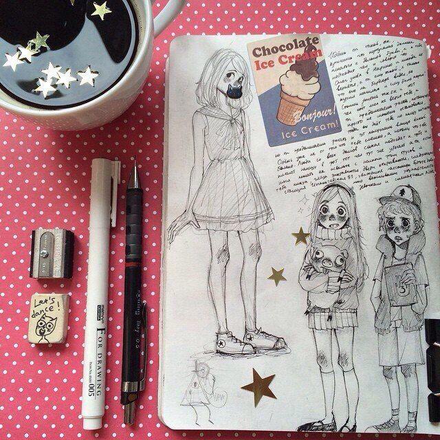 My personal diary|Мой личный дневник©