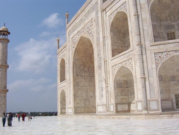 Taj+Mahal,+India