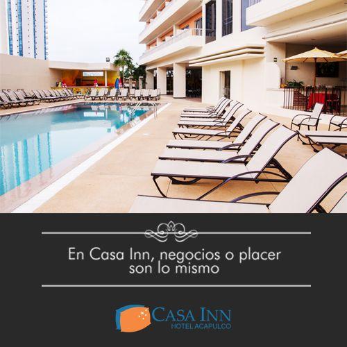 Relájate, descansa, disfruta y vive la experiencia de vacacionar en Acapulco.