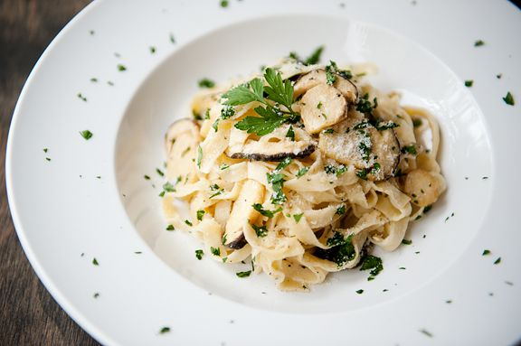 Simple fresh porcini mushroom and pasta recipe. Will use fresh ...