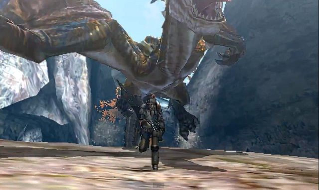 Capcom's Reasons For Releasing 'Monster Hunter 4' As A 3DS ...