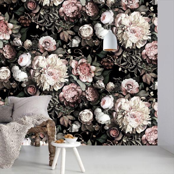 1000 ideeën over Boom Behangpapier op Pinterest - Slaapkamers, Bos ...