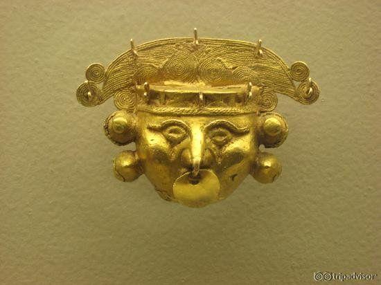 Museo del Oro Colombia