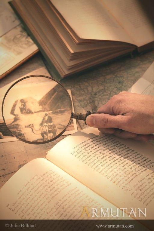 ©#armutan ©#juliebilloud #explorateurs #loupe #livres #histoire #archeologie #egypte #aventure #spectacle