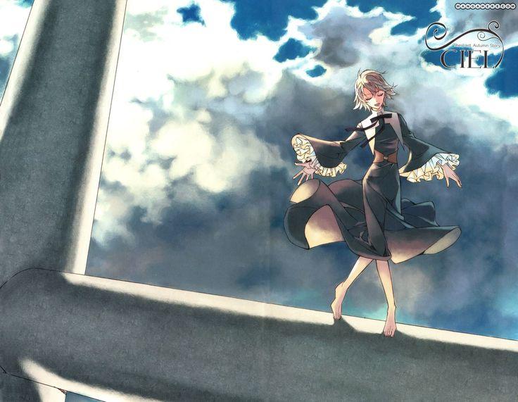 The Last Autumn Story: Ciel Yvienne