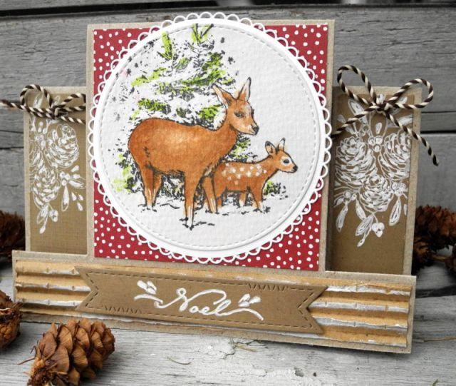 Christmas Rose - Pia Baunsgaard - Stempelglede :: Design Team Blog