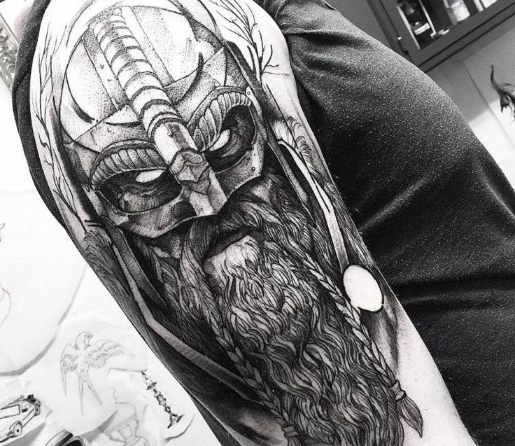 25 Viking Tattoo Designs Ideas: Best 25+ Viking Tattoos Ideas On Pinterest