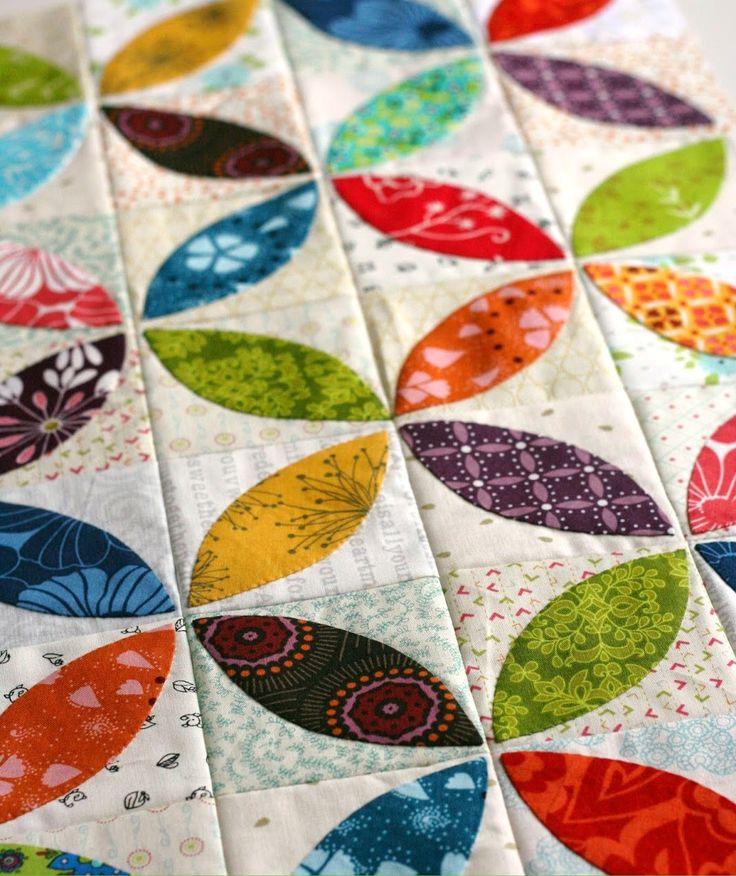 Las 25 mejores ideas sobre patrones de edred n de beb en pinterest y m s patrones de colchas - Acolchados en patchwork ...