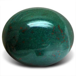 Bloodstone ~ another of my medicine stones: Bloodstone was valued in lore