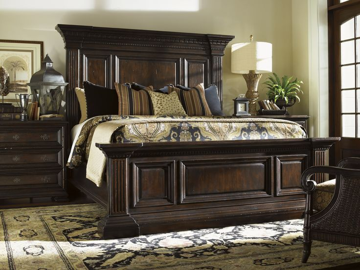 tommy bahama home island traditions collection bedroom - Tommy Bahama Bedroom Decorating Ideas