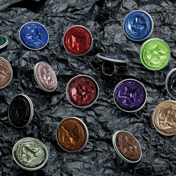 Fashion jewellery made fom Nespresso caps in packagings jewelry art accessories  with Nespresso Jewelry Caps