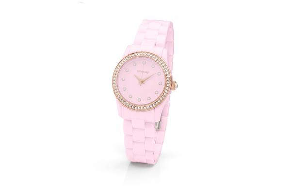 WATCHES | T COLOR MINI | Brosway Pink con ghiera in pvd oro rosa € 59.00