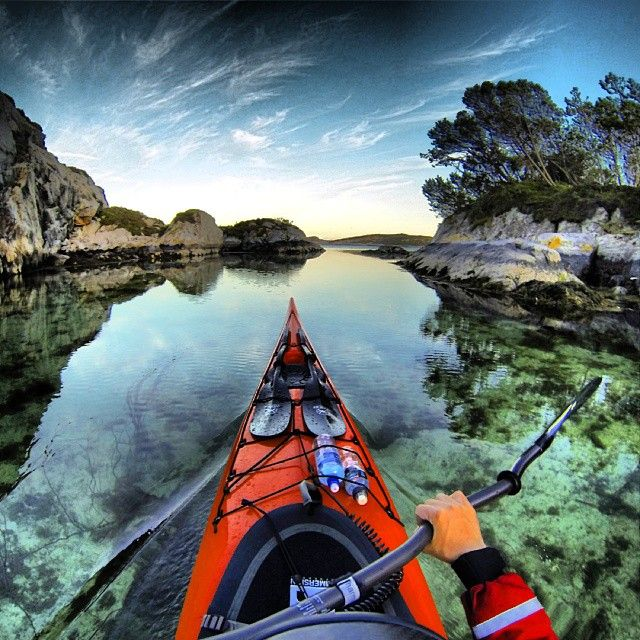Old #gopro photo from #Sotra #Norway