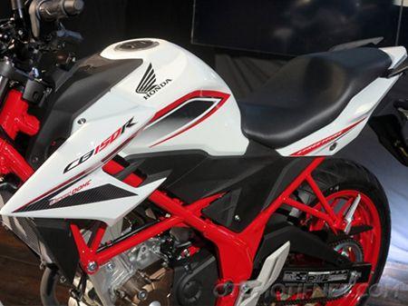 Galeri Foto Honda CB150R Special Edition