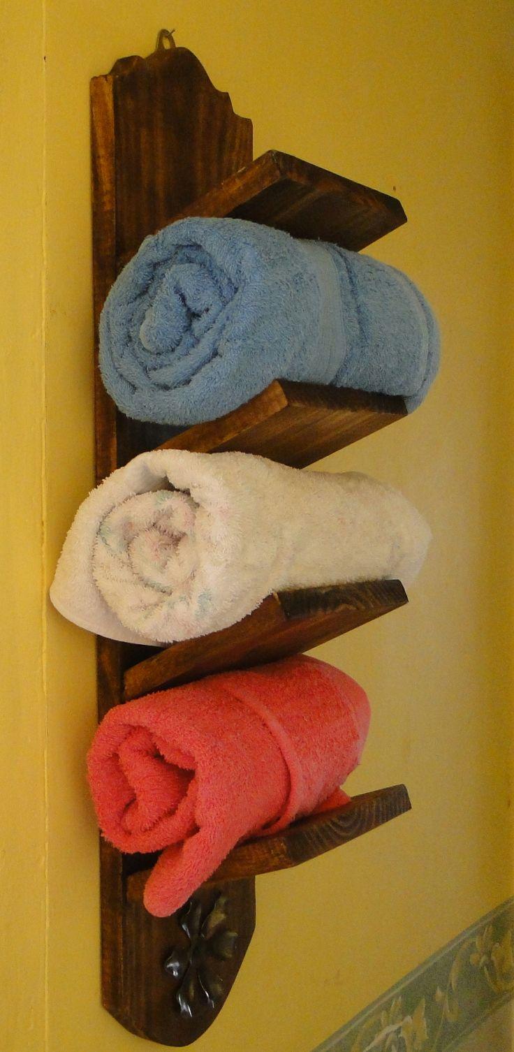 Porta toallas