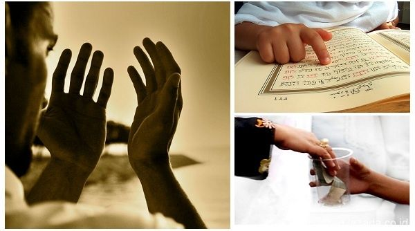 BERITA ISLAMI: Ini 5 Amalan Ibadah yang harus di jalanin Bulab Ra...