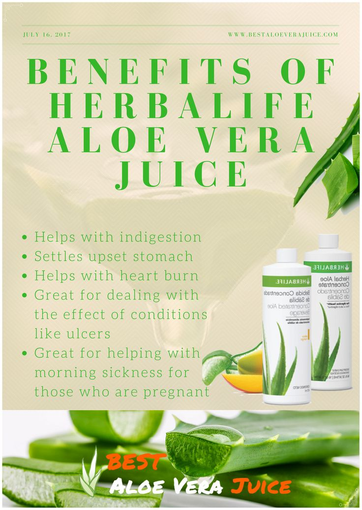 What Are The Benefits Of Drinking Aloe Vera Tea