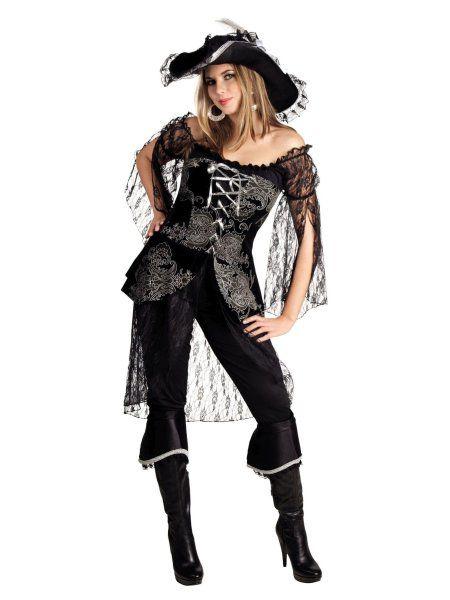 "https://11ter11ter.de/59018341.html Piratenbraut Kostüm ""Pacific Lady"" #Karneval #Fasching #Mottoparty #Pirat #11ter11ter #Outfit #Kostüm #sexy"