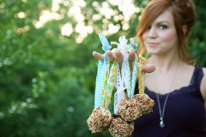 May Flowers: DIY Garden Accessories | Greener Ideal