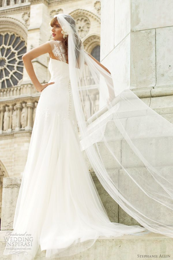 Stephanie Allin Wedding Dresses 2012 — Jazz Age Bridal Collection | Wedding Inspirasi