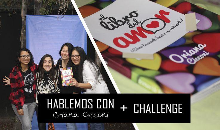 ¡Nuevo vídeo en el canal y nada menos que con #OrianaCicconi ♥ ! https://youtu.be/f_ikqMCmjuA