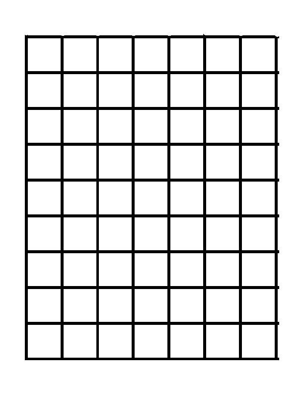 one inch graph paper template thevillas co