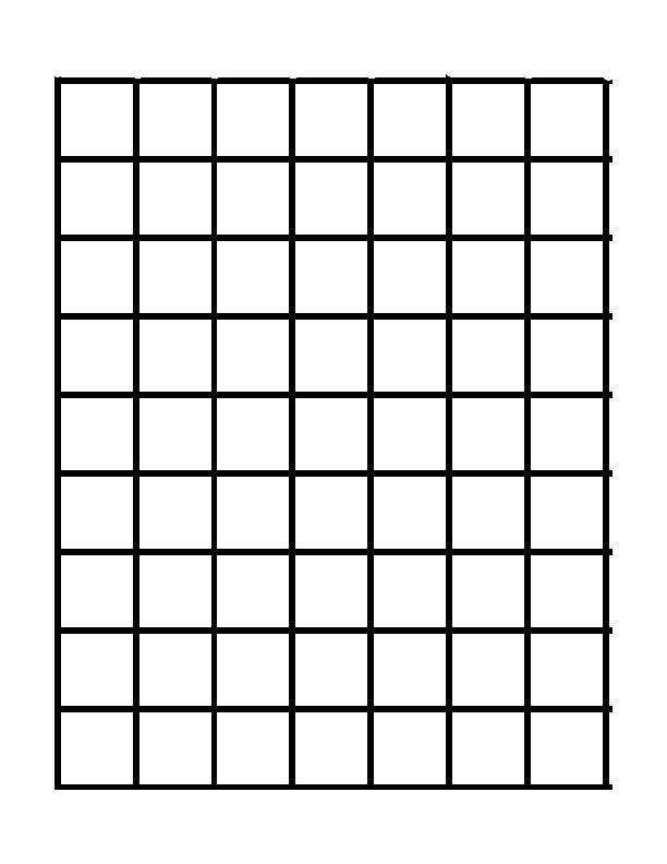 Print out the grid below on a piece of clear plastic. Place the plastic over a picture of a person running, jumping or moving and use a dry erase Expo marker to create your gesture drawing. Then copy your drawing on to a separate piece of paper with a pencil. If you are still having trouble, print an identical copy of the grid on white paper and just make sure that every line you draw starts and ends in the correct corresponding box.