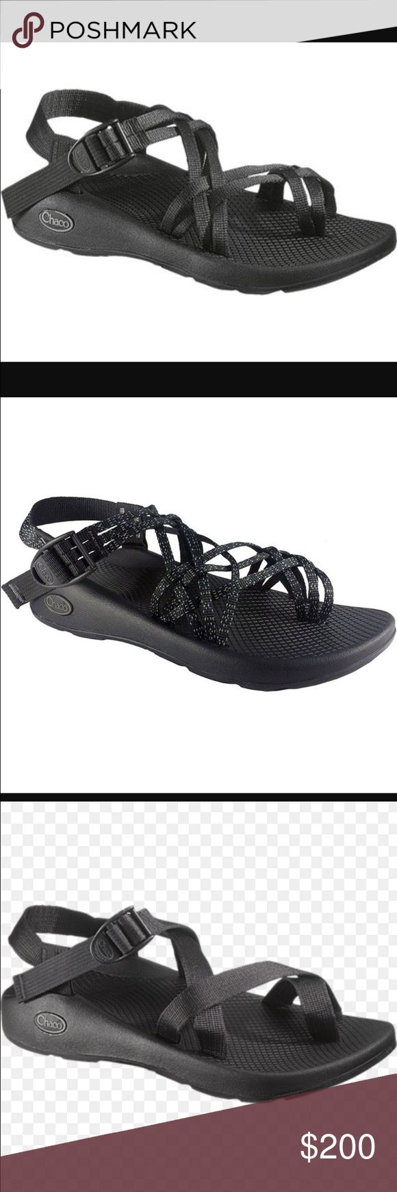 """Iso black chacos two strap three strap one strap Looking for these in a size 8 for a reasonable price. Would love to buy off 〽️ercari so that way u would be getting all the $ plus it wouldn't have to be so expensive for me. Looking to spend around $50 for one of these. Thanks comment and lmk. Don't comment if you're gonna be rude and just sell to someone else on here bc it's more """"convenient"""" for you. Chacos Shoes Sandals"""