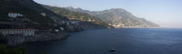 Retouch - Shot: Flavia Ruggeri  Amalfi Coast