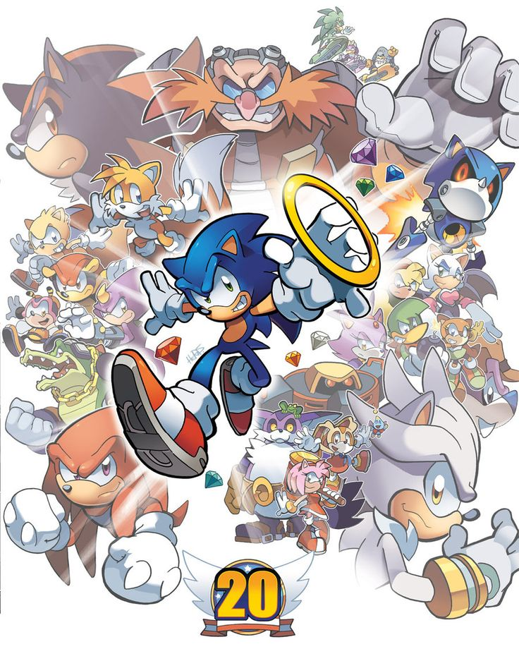 426 Best Sonic The Hedgehog Images On Pinterest