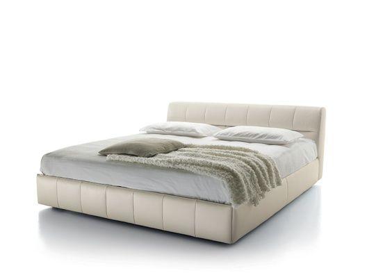 """A Bric modell huzatának jellegét a kézzel kidolgozott """"Soft Cell"""" adja, mely egyedülállóvá és kényelmessé teszi az ágyat."""