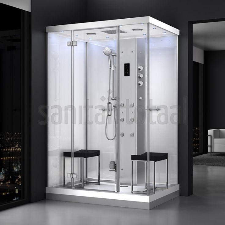 Stoomcabine MOCOORI, stoomcabine badkamer, luxe stoomcabine, luxe badkamer, welness ruimte, badkamer inspiratie
