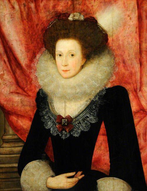 17th c British School - Portrait of a Lady