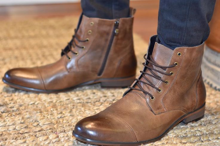ZipPay gives you the freedom to rock the perfect pair of boots from Antoine & Stanley this Winter.