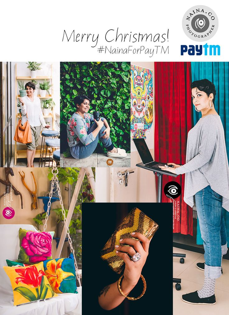 There's a contest on! And it closes just in time for you to win yourself a Christmas present! #NainaForPayTM