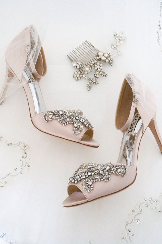 Best 25 Pink Wedding Shoes Ideas On Pinterest Awesome