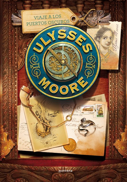 15 best ulysses moore images on pinterest livros amazing books viaje a los puertos oscuros ulysses moore fandeluxe Choice Image