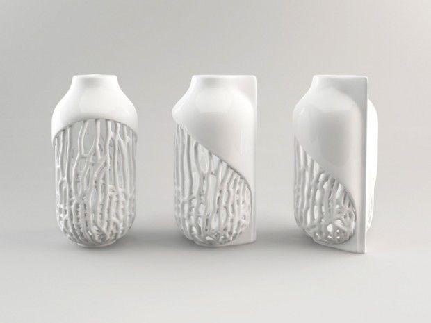 Chroma Vases par Isaïe Bloch - Journal du Design