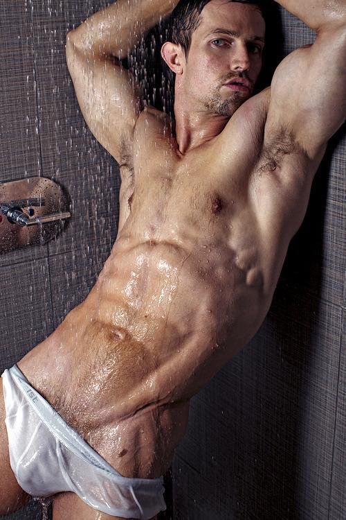 Hot Wet Nude Male 45