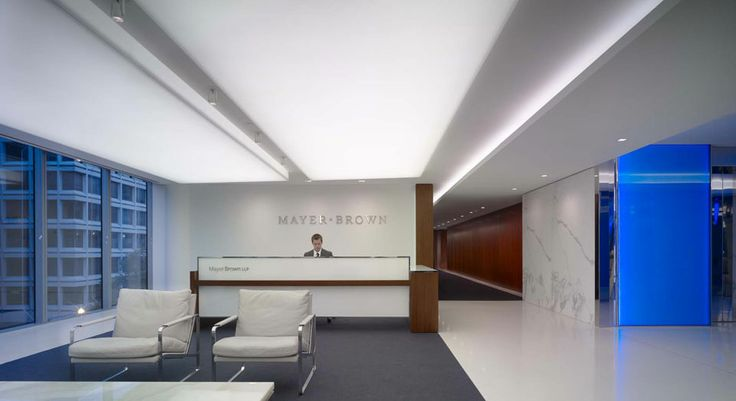 Stretch Ceiling Systems at Mayer Brown Washington DC
