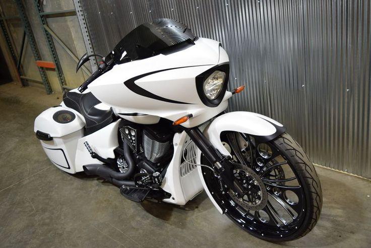 2014 Victory Cross Country Rusty Jones Custom Numbered Bike 14   eBay
