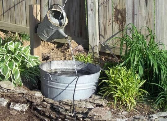 Best 20 Homemade Water Fountains Ideas On Pinterest Homemade Pools Bird Fountain And Yard