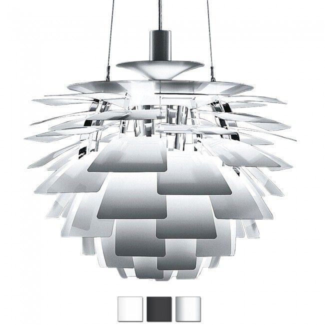 Poul Henningsen Style Artichoke Ceiling Pendant Light
