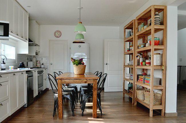 M s de 25 ideas incre bles sobre cocina escandinava en for Estanterias estilo escandinavo